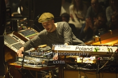 """Nils FRAHM"", Konzert im Funkhaus, Berlin, 22.01.2018"