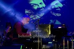 """""""Oliver Onions"""", Maurizio de Angelis, erstes Deutschland-Konzert seit 30 Jahren, in der Columbiahalle, Berlin, 05.10.2018"""