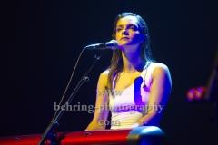 "Kristy Buglass (Gesang, Keyboard), ""PARADISIA"", Konzert, Tempodrom, Berlin, 01.06.2019"