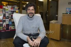 """Pasquale Aleardi, Photo Call und Interview (am 01.03.2018 in """"Kommissar Dupin - Bretonisches Leuchten"""" im Ersten), Institut Francais, Berlin, am 27.02.2018,"""