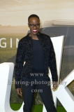 """PASTEWKA"", Florence Kasumba, Photo Call am Roten Teppich im Kino INTERNATIONAL, Berlin, 23.01.2018,"