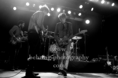 """Peter Doherty And The Puta Madres"", Pete Doherty – lead vocals, rhythm guitar, Jack Jones – lead guitar, Miggles – bass, Konzert, ASTRA, Berlin, 19.05.2019"