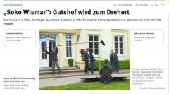 Soko Wismar, Ostsee-Zeitung