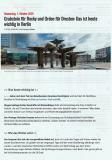 Berliner Kurier, 01.10.2020: Wolken und Sonne in Berlin