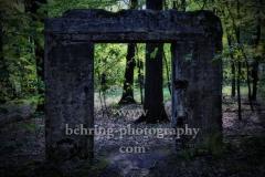 Tor-Ruine, Rabensteiner Forst, Chemnitz, 02.05.2019