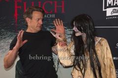 """Urs Remond (Schauspieler), Sabine Heine (Schauspielerin), """"RAPUNZELS FLUCH"""", Weltpremiere, UCI LUXE Mercedes Platz, Berlin, 31.07.2020"""