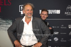 """Hartmut Engel (Schauspieler), Jacob F. Schmiedel (Schauspieler), """"RAPUNZELS FLUCH"""", Weltpremiere, UCI LUXE Mercedes Platz, Berlin, 31.07.2020"""