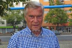 """Jochen Busse, """"Komoedie. Stadt. Strand"""", Photocall anlaesslich des Neustarts nach der Corona-Pause in der Komoedie am Kurfuerstendamm im Schiller Theater,"""