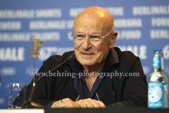 "Volker Schloendorff (Regisseur, Drehbuchautor,Produzent/ Director,Screenwriter,Producer), attends the ""RETURN TO MONTAUK"" Photo Call at the 67th BERLINALE, Berlin, 15.02.2017"
