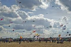 """7. Festival der Riesendrachen"", Tempelhofer Feld, Berlin, 22.09.2018 (Photo: Christian Behring)"
