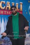 "MC Fitti, ""Roncalli Weihnachtscircus"" (19.12.19 - 05.01.2020), Photocall am Roten Teppich zur Premiere, Tempodrom, Berlin, 19.12.2019"