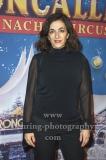 """""""Roncalli Weihnachtscircus"""" (21.12.2018 - 06.01.2019 ), Schauspielerin Ilknur Boyraz, Photo Call am Roten Teppich zur Premiere, Tempodrom, Berlin, 22.12.2018,"""