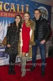 """""""Roncalli Weihnachtscircus"""" (21.12.2018 - 06.01.2019 ), Jenny Elvers und Begleitung, Photo Call am Roten Teppich zur Premiere, Tempodrom, Berlin, 22.12.2018,"""