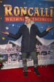"""""""Roncalli Weihnachtscircus"""" (21.12.2018 - 06.01.2019 ), Schauspieler Tobias Schenke, Photo Call am Roten Teppich zur Premiere, Tempodrom, Berlin, 22.12.2018,"""