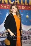 """""""Roncalli Weihnachtscircus"""" (21.12.2018 - 06.01.2019 ), Schauspielerin Luise Baehr, Photo Call am Roten Teppich zur Premiere, Tempodrom, Berlin, 22.12.2018,"""