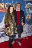 """""""Roncalli Weihnachtscircus"""" (21.12.2018 - 06.01.2019 ), Jasmin Wagner und Ehemann Frank Sippel, Photo Call am Roten Teppich zur Premiere, Tempodrom, Berlin, 22.12.2018,"""