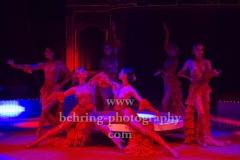 """Roncalli Weihnachtscircus"" (19.12.19 - 05.01.2020), Generalprobe, Tempodrom, Berlin, 19.12.2019"