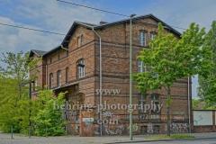 """Verwaltungsgebäude des ehemaligen Gefängnis Rummelsburg, """"STADTANSICHTEN"""", Hauptstrasse, Berlin, 10.05.2020"""