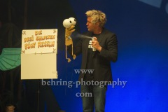 "Bauchreden fuer richtig doofe doofe, ""Sascha GRAMMEL - Fast Fertig"", Show, Parkbuehne Wuhlheide, Berlin, 23.09.2020,"