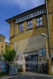 """Rathenau-Hallen, Turbinen-Halle, """"STADTANSICHTEN"""", Wilhelminenhofstrasse 83, Berlin, 10.05.2020"""