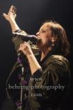 """Stefanie Kloss (Gesang), """"SILBERMOND"""", Konzert, Mercedes-Benz Arena, Berlin, 01.02.2020,"""