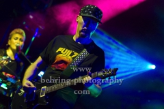 """Ace (Gitarre), """"SKUNK ANANSIE"""", Konzert, Columbiahalle, Berlin, 21.07.2019, Fotos nur zur Veroeffentlichung in der BerlinerMorgenpost!"""