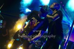 """Skin (Gesang), Ace (Gitarre), """"SKUNK ANANSIE"""", Konzert, Columbiahalle, Berlin, 21.07.2019, Fotos nur zur Veroeffentlichung in der BerlinerMorgenpost!"""