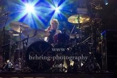"""Mark (Drums), """"SKUNK ANANSIE"""", Konzert, Columbiahalle, Berlin, 21.07.2019, Fotos nur zur Veroeffentlichung in der BerlinerMorgenpost!"""