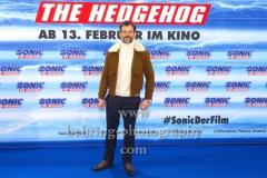 "Torben Liebrecht, ""SONIC Fan and Family Event"", Blue Carpet Photocall, Zoo Palast, Berlin, 28.01.2020,"