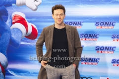 "Artjom Gilz, ""SONIC Fan and Family Event"", Blue Carpet Photocall, Zoo Palast, Berlin, 28.01.2020,"