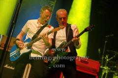 "Francis Rossi (Gesang, Gitarre, Bandleader), Richie Malone (Rhythmusgitarre), ""STATUS QUO"", Konzert, Tempodrom, Berlin, 03.06.2019"