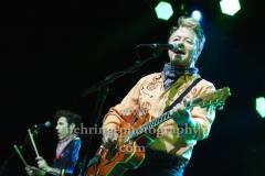 "Brian Setzer (Gesang, Gitarre),  ""STRAY CATS"", ""40th Anniversary Tour"", Konzert, Columbia Halle, Berlin, 03.07.2019"