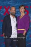 """""""STYX"""" (ab 13. September 2018 im Kino), Regisseur Wolfgang Fischer, Susanne Wolff auf dem Roten Teppich, Premiere im Kino INTERNATIONAL, Berlin, 11.09.2018 (Photo: Christian Behring)"""