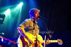 """Sunrise Avenue"", Samu Haber (Gesang, Gitarre), ""Heartbreak Century""-Tour 2017, Konzert im Kesselhaus, Berlin, 06.11.2017,"