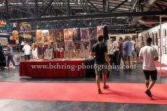 27. International Tattoo Convention, Arena Treptow, Berlin, 04.08.2017 (Photo: Christian Behring)