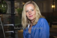 """Teresa Weissbach, """"ERZGEBIRGSKRIMI"""" (am 09.11.19 um 20.15 Uhr im ZDF -  """"Erzgebirgskrimi - Der Tote im Stollen""""), Pressetermin, Hermanns Eatery, in Berlin, 15.10.2019"""