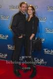 "Anja Kling mit Ehemann Oliver Haas, ""That`s Life - Das Sinatra-Musical"", Photocall Roter Teppich zur Premiere, Theater Am Potsdamer Platz, Berlin, 08.01.2020"