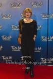"""Gitta Schweighoefer, """"That`s Life - Das Sinatra-Musical"""", Photocall Roter Teppich zur Premiere, Theater Am Potsdamer Platz, Berlin, 08.01.2020"""