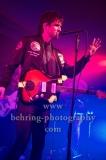 """The Night Game"", Martin Johnson (Gesang, Gitarre), Konzert in der Kantine am Berghain, Berlin, 09.11.2017,"