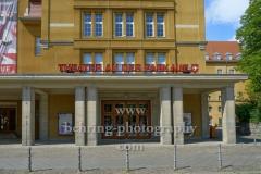 """Theater An Der Parkaue (Staatstheater für Kinder und Jugend),  """"STADTANSICHTEN"""", Parkaue, Berlin, 02.05.2020"""