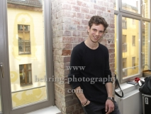 "Tim Kamrad, Interview und Photo Call (Record Release am 02.03.2018 ""DOWN AND UP"", Live Support für Sunrise Avenue ab 02.03.2018), ROOF RECORDS, Berlin, 02.03.2018,"