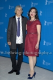 "Daniela Vega (Schauspielerin/ Actress), Francisco Reyes (Schauspieler/ Actor), attends the ""Una Mujer Fantastica"" Photo Call at the 67th BERLINALE, Berlin, 12.02.2017"