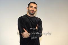 """Hassan Akkouch (Fahri Celik), """"WaPo Berlin"""" (ab 28.01.2020 um 18.50 Uhr im Ersten), 25 hours Hotel, Berlin, 05.12.2019"""