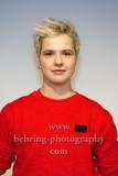 """Melina Borcherding (Kommissaranwaerterin Marlene Weber)  """"WaPo Berlin"""" (ab 28.01.2020 um 18.50 Uhr im Ersten), 25 hours Hotel, Berlin, 05.12.2019"""