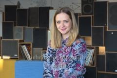 "Sarina Radomski (Paula Sprenger), ""WaPo Berlin"" (ab 28.01.2020 um 18.50 Uhr im Ersten), 25 hours Hotel, Berlin, 05.12.2019"