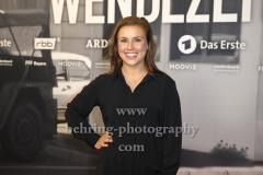 """Sarah Tkotsch, """"WENDEZEIT"""" (am 2.10.19 um 20.15 Uhr im ERSTEN), Premiere, UCI Luxe Mercedesplatz, Berlin, 18.09.2019"""