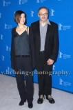 "Josef Hader (Regisseur, Drehbuchautor, Schauspieler/ Director, Screenwriter, Actor), Pia Hierzegger (Schauspielerin/Actress), attends the ""WILDE MAUS"" Photo Call at the 67th BERLINALE, Berlin, 11.02.2017"