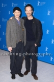 "Georg Friedrich (Schauspieler/ Actor), Joerg Hartmann (Schauspieler/ Actor), attends the ""WILDE MAUS"" Photo Call at the 67th BERLINALE, Berlin, 11.02.2017"