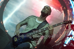 """WITHIN TEMPTATION"", Jeroen van Veen (Bass), Konzert in der Columbia Halle, Berlin, 08.12.2018,"