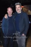 "Johann von Buelow, Sebastian Schipper, ""25 JAHRE X FILME"", Jubilaeumsparty, RADIALSYSTEM V, Berlin, 20.09.2019 (Photo: Christian Behring)"